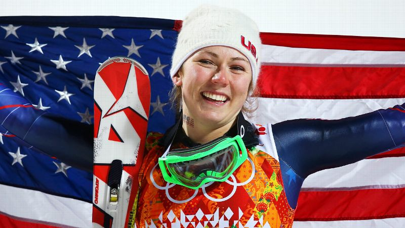 Feb. 21: W Gold Medalist Mikaela Shiffrin