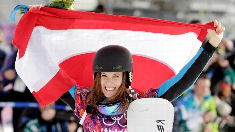 Feb. 22: W Bronze Medalist Julia Dujmovits