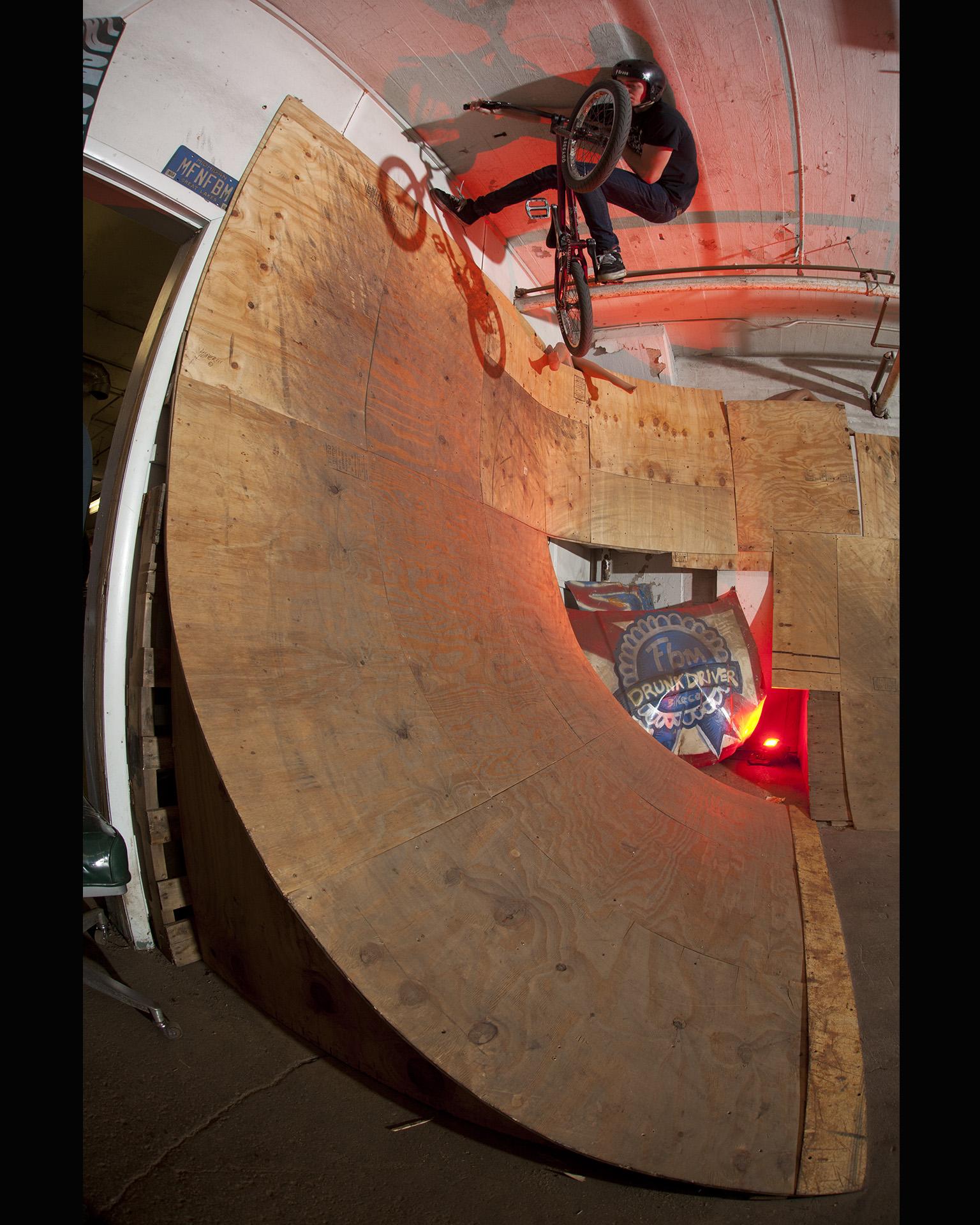 Kyle Hibbard, wallplant
