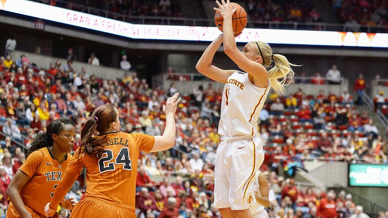 After three straight wins, Iowa State ends its regular season Tuesday night at home against Baylor.