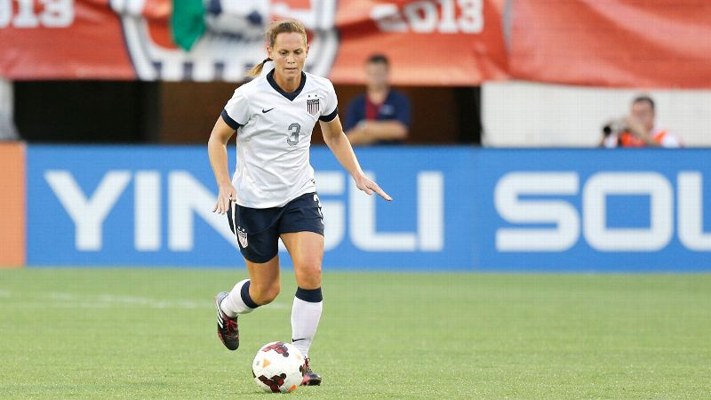 Christie Rampone and the U.S. women's national team play Japan in the opening match of the Algarve Cup on March 5.