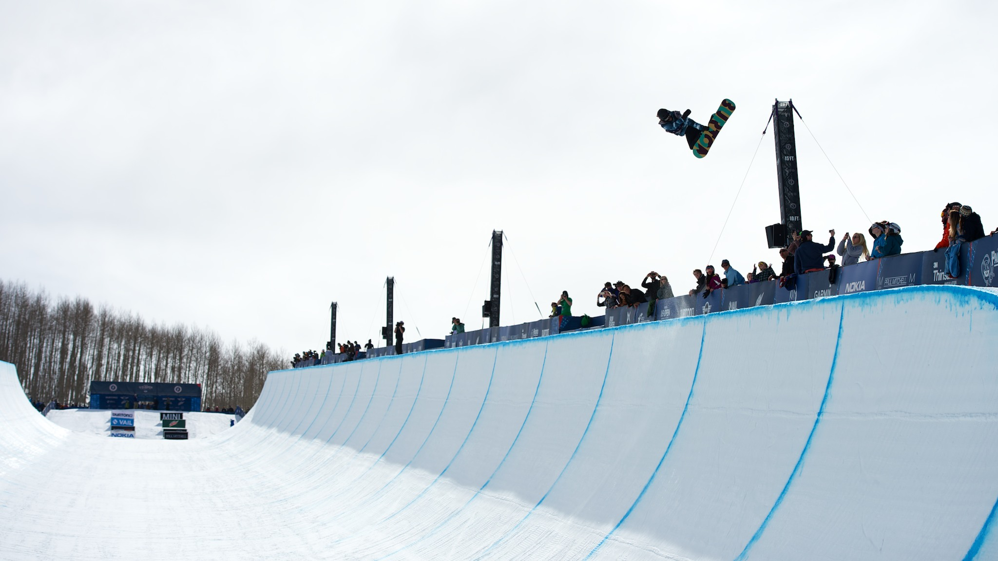 Kelly Clark ~ Pipe semis