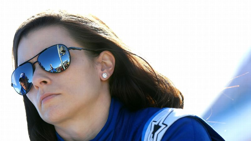 For the first time this season, Danica Patrick was not involved in a wreck.