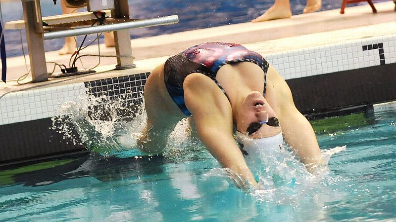 Dorina Szekeres, a junior at Indiana, represented Hungary at the 2012 Olympics in London. She is set to compete in the 200- and 400-yard individual medleys in Minneapolis.