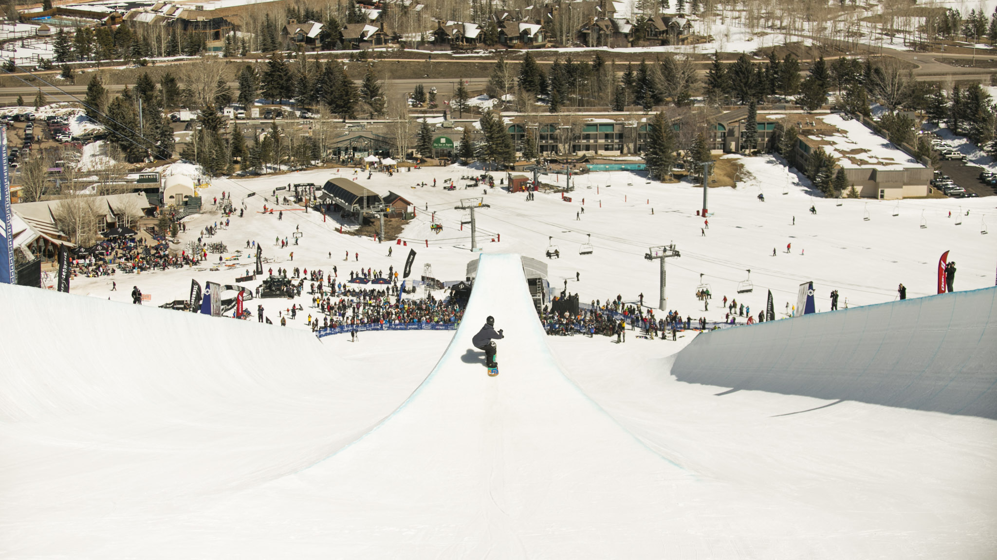 Behold the Red Bull Double Pipe