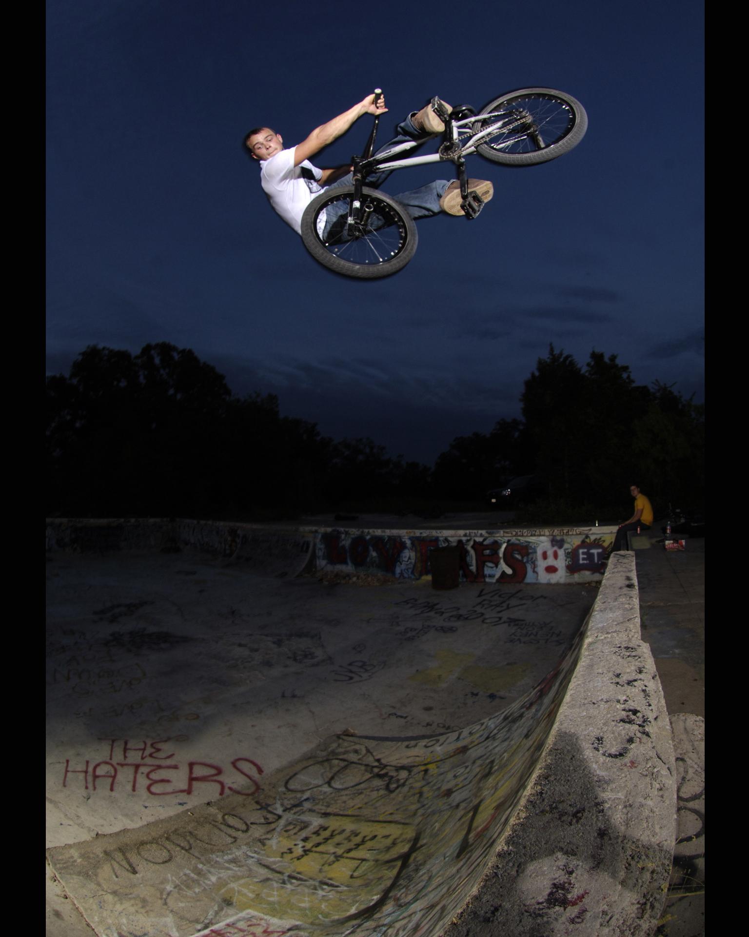 Matt Roe, Bastrop, Texas