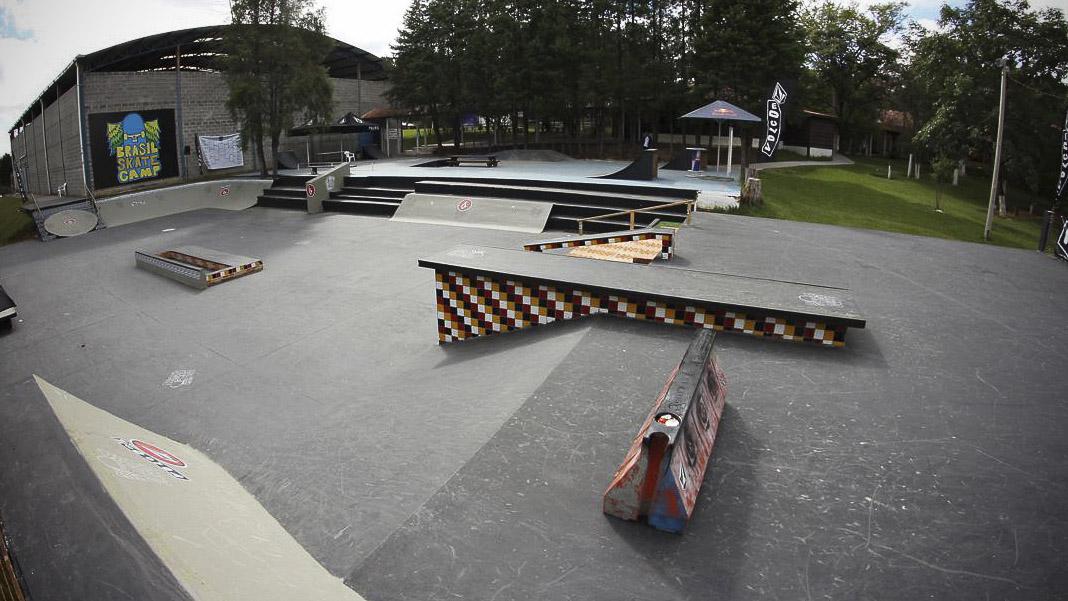 Brasil Skate Camp para adultos