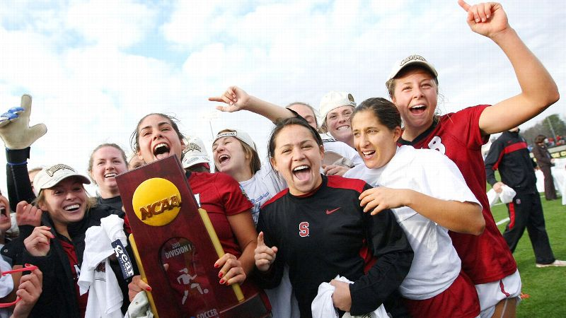 A scoreless tie in the third game of the 2011 season was as low as it would get for Stanford. The Cardinal finished with a 25-0-1 record overall after beating Duke1-0 in the national championship game. Stanford joined Portland (2005) as the only schools other than North Carolina to complete the women's soccer undefeated feat.