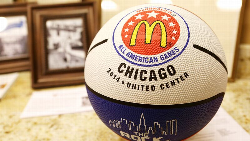 Twenty-four of the biggest stars in high school girls' basketball are in Chicago for the 2014 McDonald's All American Games. Hailing from 14 different states and heading to 13 different schools (with one undeclared prospect), we turn the spotlight on the future of women's basketball ahead of Wednesday's game.