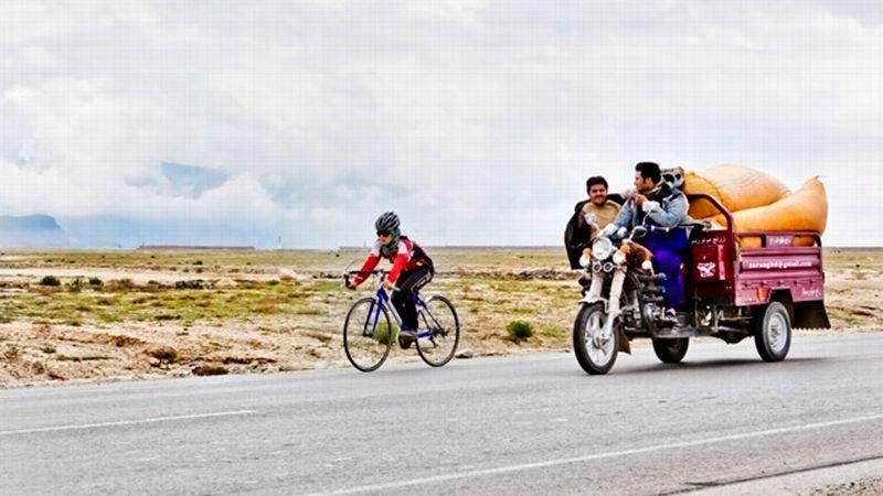 Afghan Cycling
