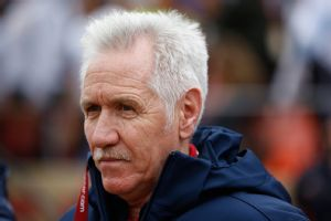 A 2-0 victory Sunday against China turned out to be Tom Sermanni's last game on the U.S. national team's sideline.