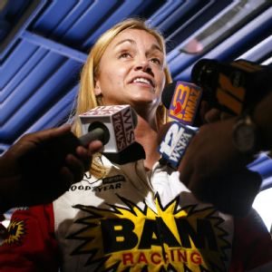 Shawna Robinson started 36th in the 2002 Daytona 500, but finished 24th. She became only the second woman to start a 500.