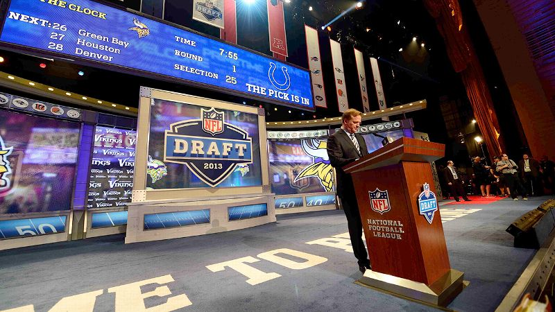 From Johnny Football to Katherine Webb's fianc, here are five players your team should consider selecting at the 2014 NFL draft. But not for the reasons you think.