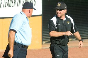 Missouri coach Ehren Earleywine earns respect from those in the softball community, but no affection.