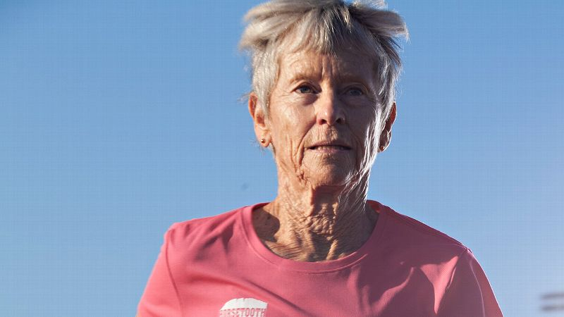 Libby James spent last weekend setting an American record in the Bloomsday 12K in Spokane, Wash. Next up is the Bolder Boulder, where she set her first American record in the 70-74 age division in 2009.