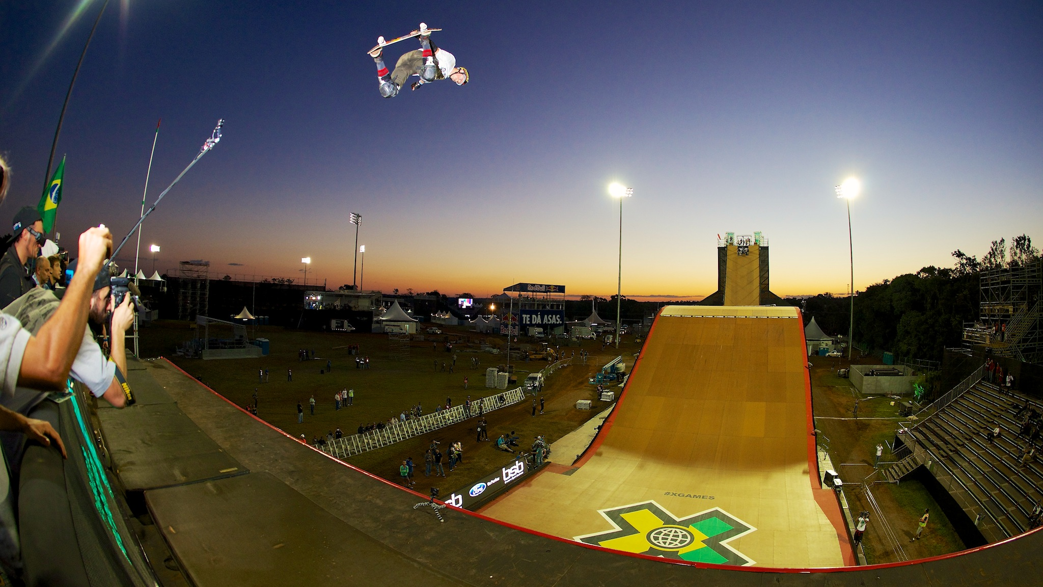 X Games Foz do Iguacu, 2013