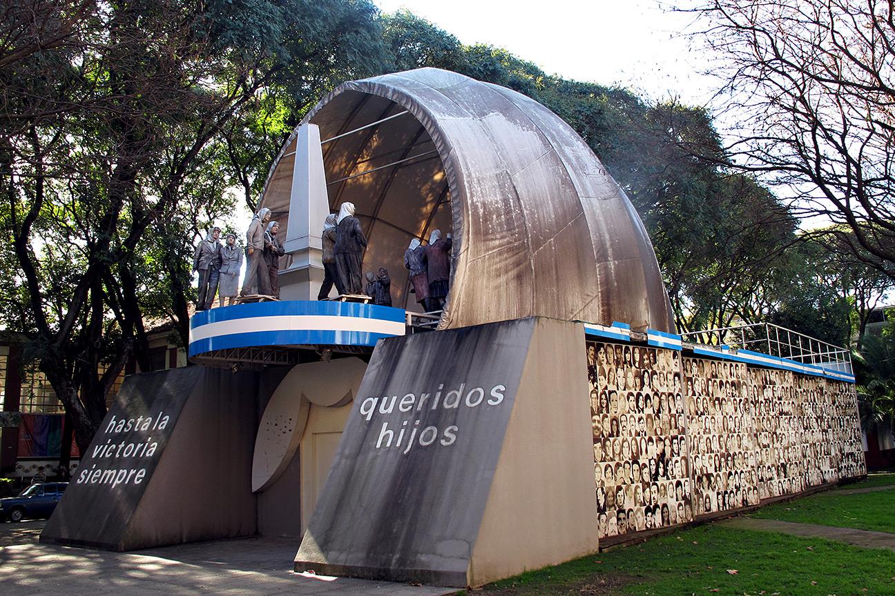 former Argentine Navy School of Mechanics