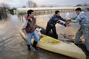 Devastating floods have brought the war-torn Balkans back together, however briefly.