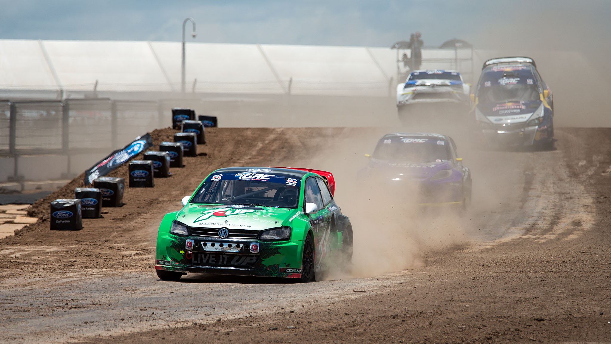 Scott Speed made his Formula One debut in 2006 and transitioned to rallycross in 2013.