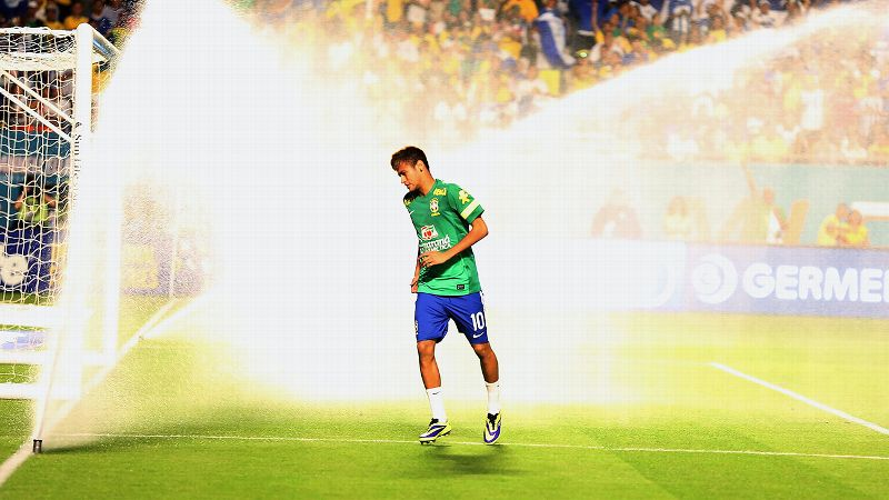 Neymar, Brazil, forward