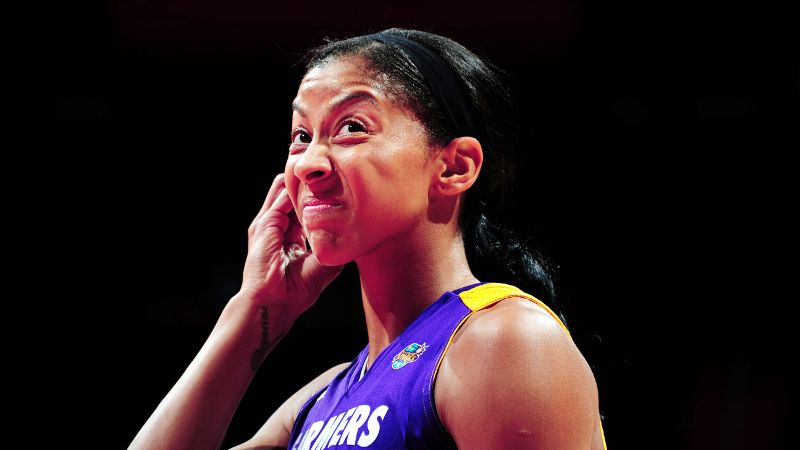 Not sure we saw this coming: Sparks' struggles