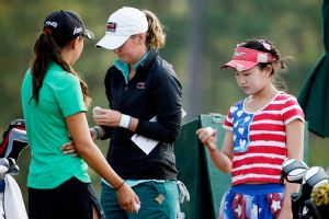 It's not every day you play with an 11-year-old, but Jessica Wallace and Catherine O'Donnell enjoyed the experience.