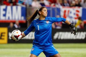 Hope Solo is expected to remain in custody until an appearance Monday at Kirkland Municipal Court.