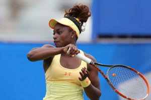 Sloane Stephens saves her best tennis for the big stage and is primed to go far.