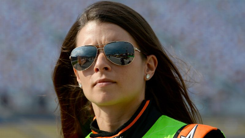 Danica Patrick finished a career-best seventh at Kansas, but in the six races since, her best is a 17th.