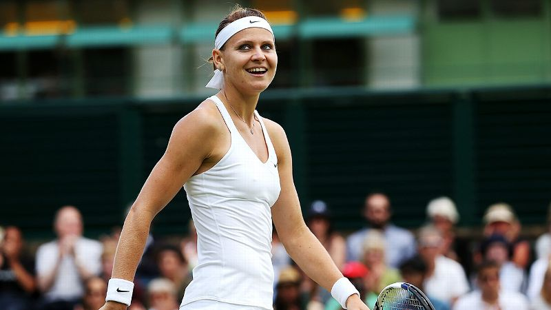The 27-year-old Czech is one of the most decorated Wimbledon quarterfinalists, with five career titles on her rsum. She's ranked 23rd in the world, and reached a career high of 17th in 2012. Safarova upset 10th-seeded Dominika Cibulkova in the third round. Next up is Ekaterina Makarova.