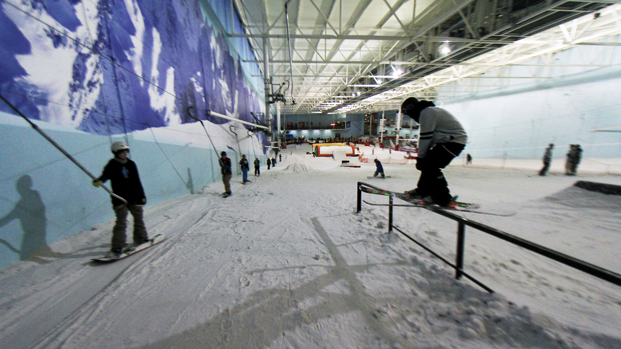 Harry Lovell, Manchester Chill Factor