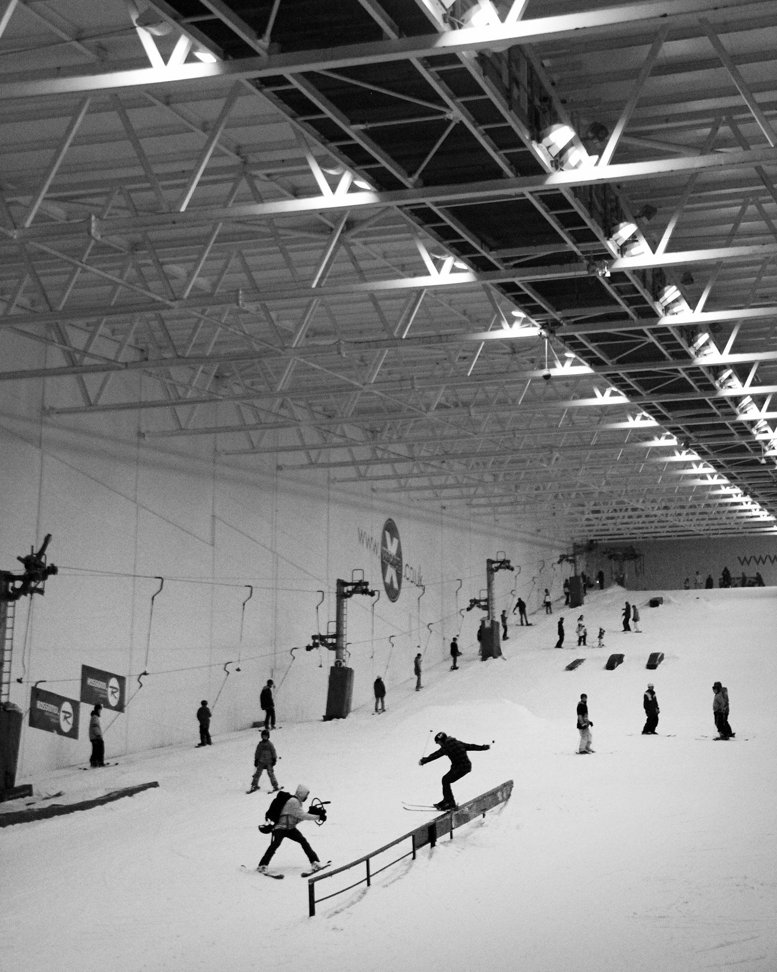 Rob Heule, Xscape Snowzone