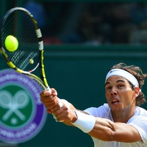 Rafael Nadal, amazingly, has won only four matches at Wimbledon in the past three seasons.