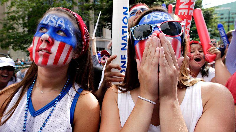 USMNT Soccer Fans