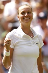 Petra Kvitova admits she was unprepared for the spotlight that rested on her following her 2011 Wimbledon championship.