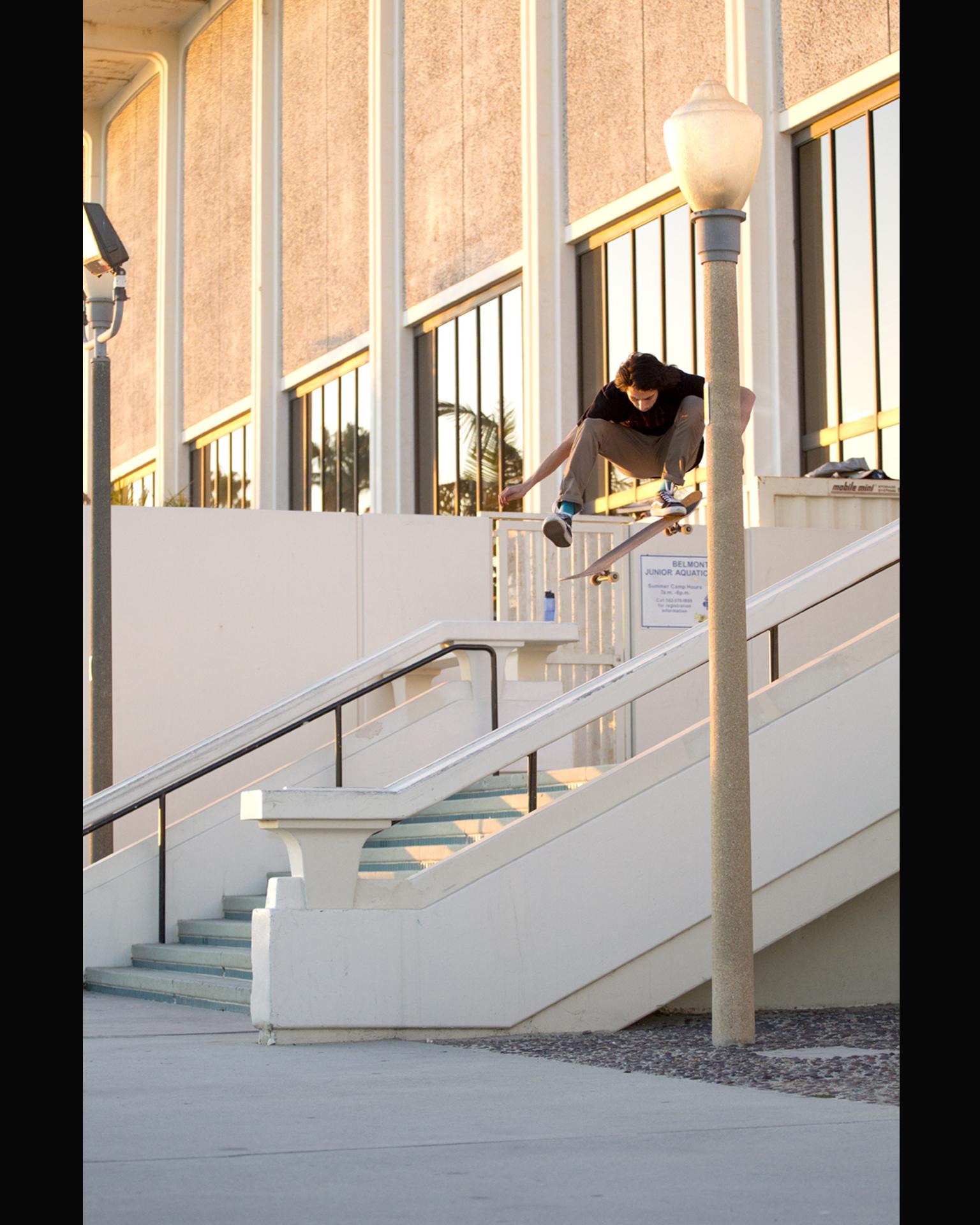 Taylor Smith, F/S flip