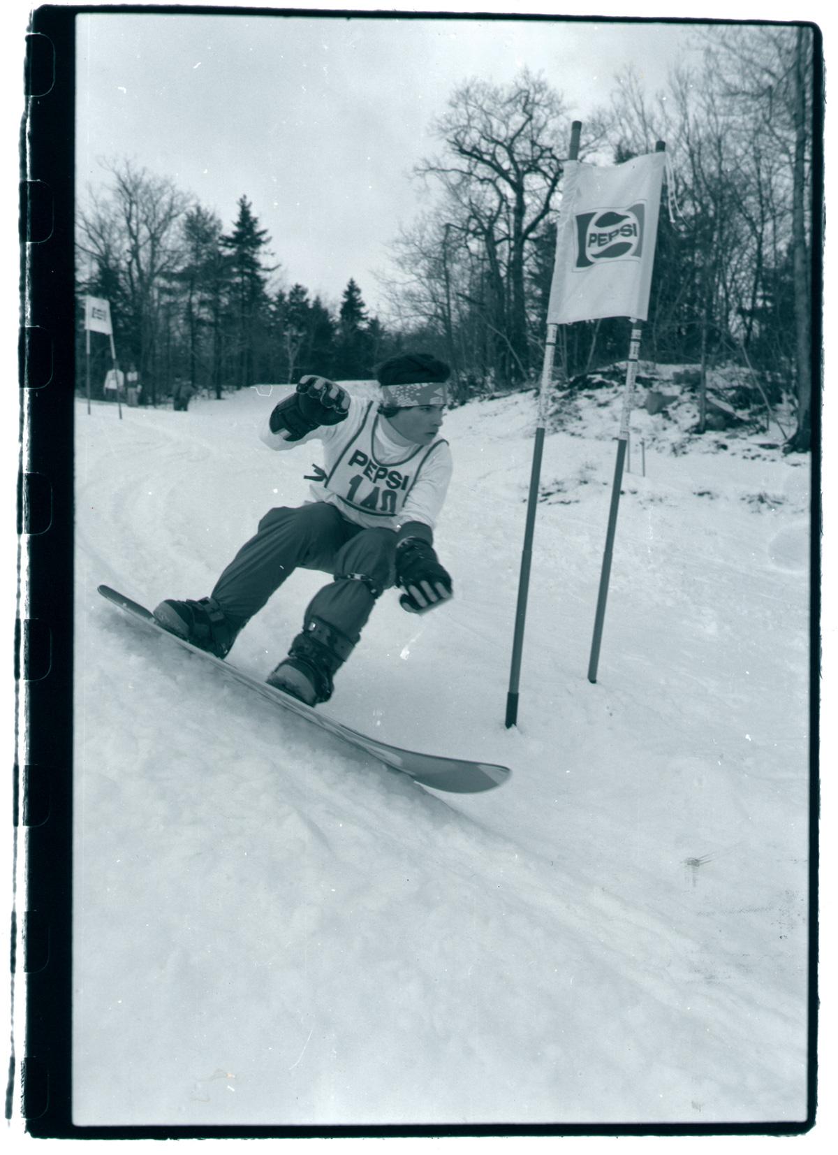 Jeff Brushie, 1986