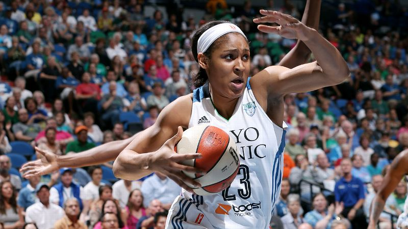Simply the best player in the league over the last two seasons, Moore's scoring numbers -- 12 games of 30 or more points, including a career-high 48-point effort -- helped the Lynx survive and thrive in an injury-plagued campaign.