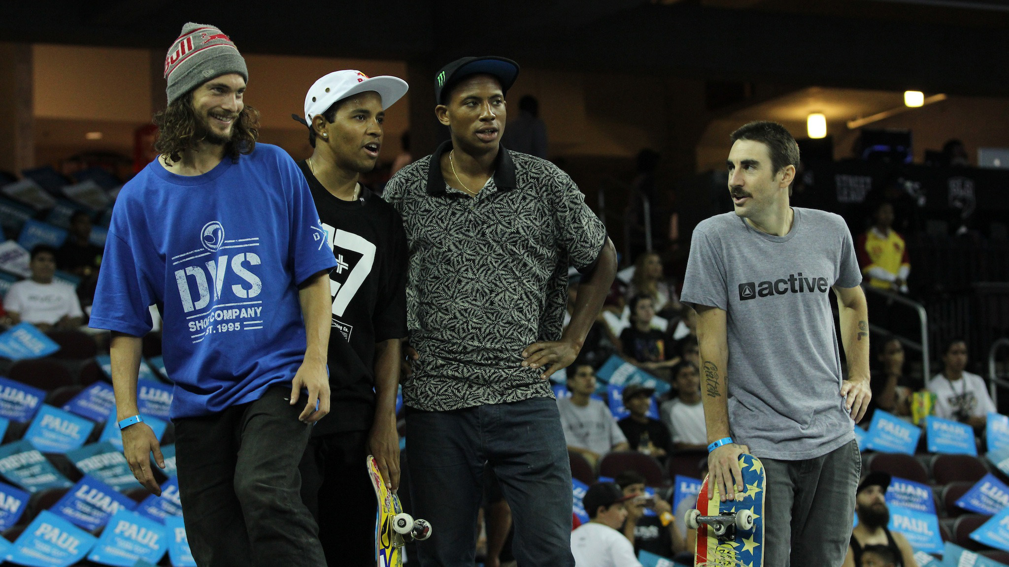 2014 Street League stop two -- USC