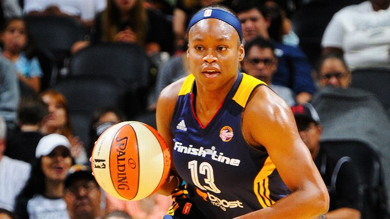 Stats don't mean much to the Indiana Fever's Karima Christmas. She's more interested in how she can impact others' lives.