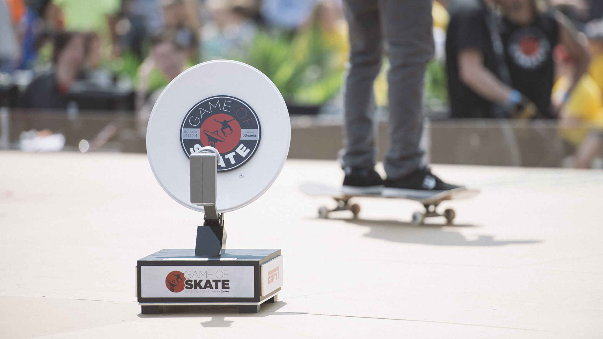 Game of Skate trophy