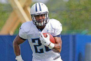 Rookie RB Bishop Sankey has the skill set to be a valuable weapon in Tennessee.