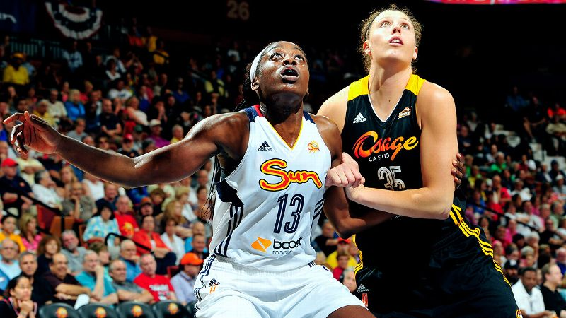 Rookie of the Year: Chiney Ogwumike, Connecticut