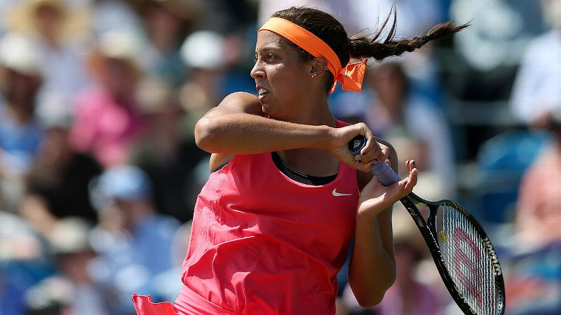 The 19-year-old Keys won her first WTA title at Eastbourne right before Wimbledon, knocking out Jelena Jankovic and Angelique Kerber in the process. She made it to the third round at Wimbledon, but the promising news pretty much ends there. Since returning to the U.S., she's managed just a 2-3 record. Her two wins, though, were over Alize Cornet and Svetlana Kuznetsova. She'll be making her third appearance at the Open and hoping to see the third round for the first time.