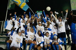 With almost the entire team returning, don't be surprised if UCLA is hosting the trophy again this season after the NCAA Women's Soccer tournament.