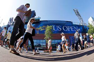 US Open Fans