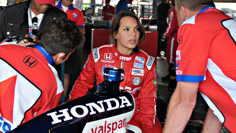 Duno, a 42-year-old Venezuelan, recently signed with RAB Racing to compete in select Nationwide events this season. She failed to qualify at Bristol Motor Speedway last week in her bid to become the first Hispanic female to race in a national NASCAR event. Duno, who finished seventh in points in the ARCA series last season, finished 45th -- last -- in qualifying at Bristol and failed to make the 40-car field. Her next attempt could be the Sept. 27 race at Dover International Speedway.