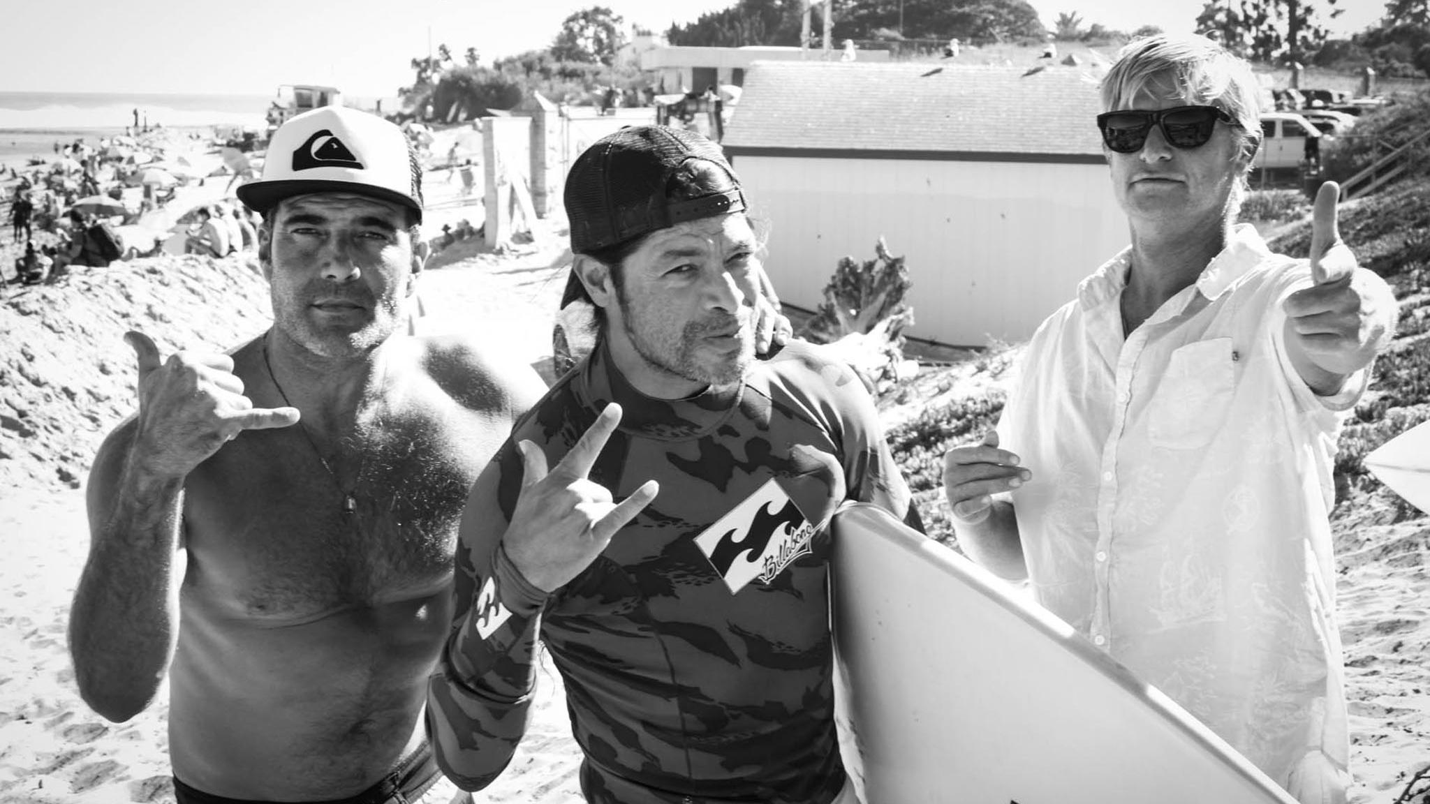 Trujillo, Wasilewski and Carlos Del Olmo