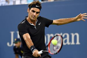 Roger Federer has lost only one night match in his career at the US Open.