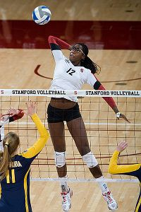 If Inky Ajanaku can help Stanford finally return to the national semifinals, she'll get to play near her hometown of Tulsa.